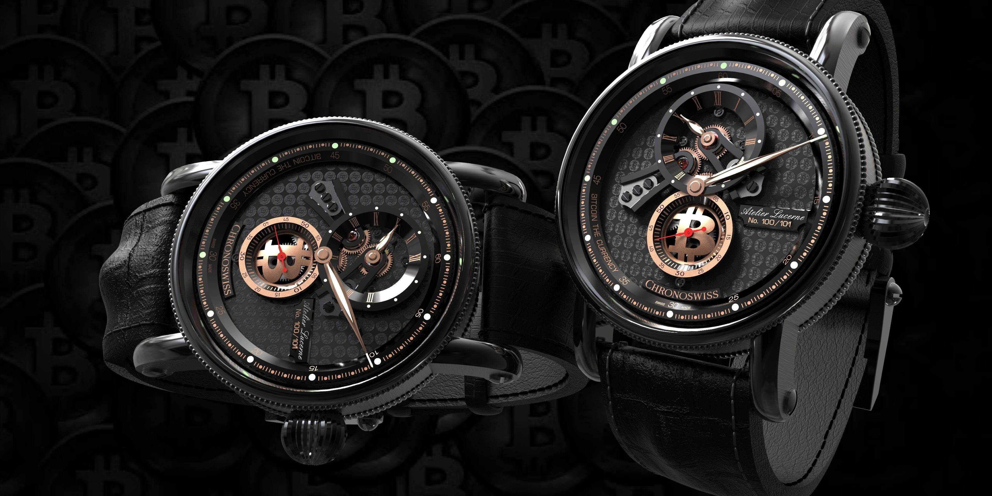 LuxTag and Chronoswiss Launch Platform to Register Crypto-Watches on the Blockchain