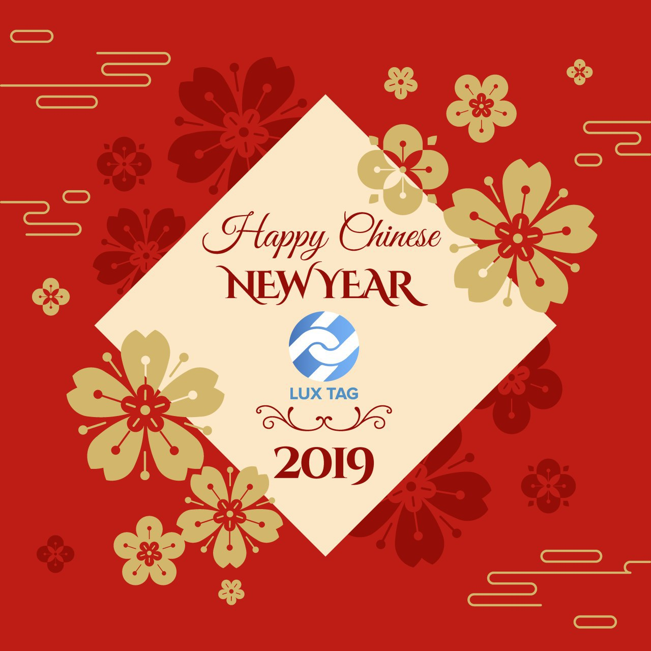 LuxTag Wishes You A Happy Chinese New Year!