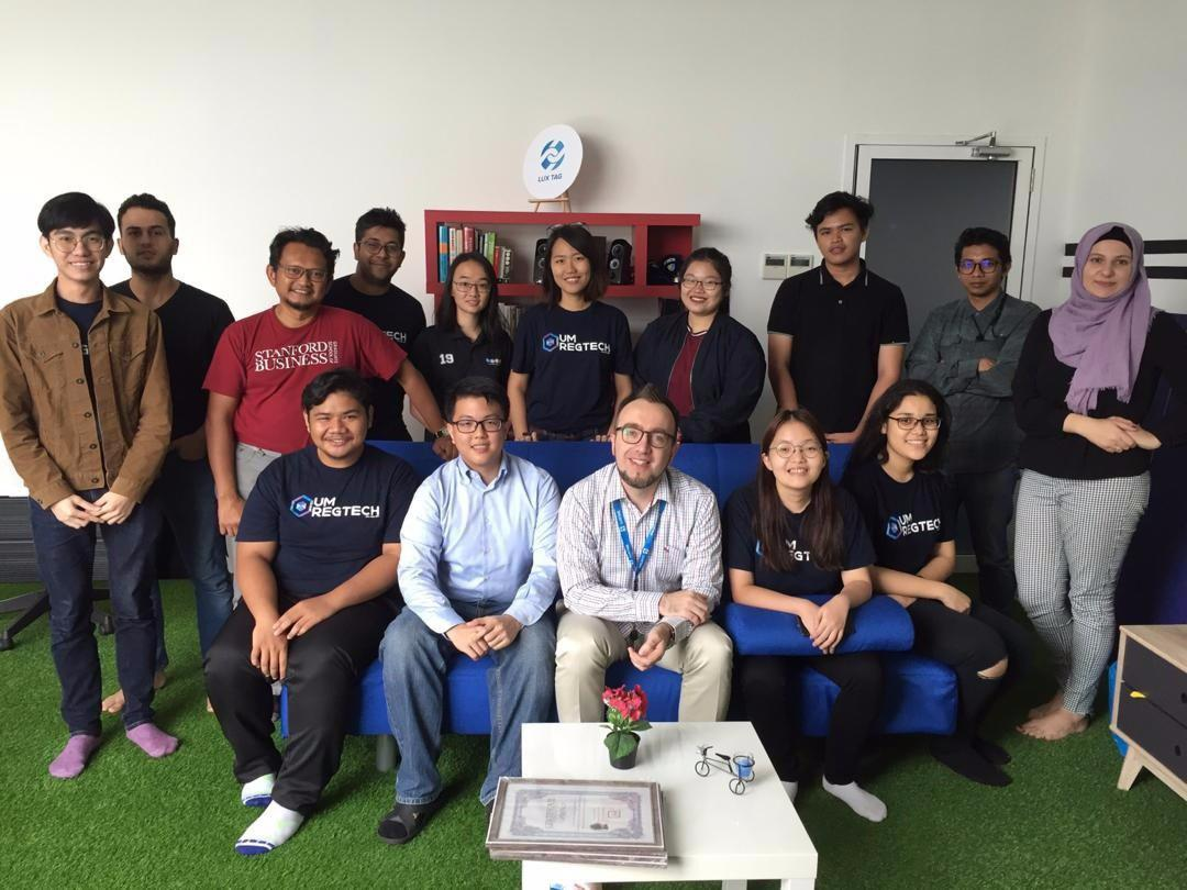 LuxTag Works With Universities To Help To Educate Youth