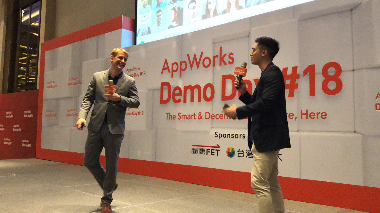 LuxTag Takes Part In AppWorks Accelerator in Taiwan