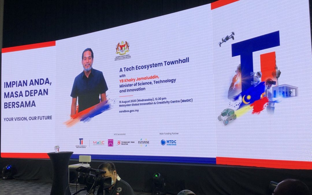 "Luxtag Attended Malaysian ""National Technology & Innovation Sandbox"""